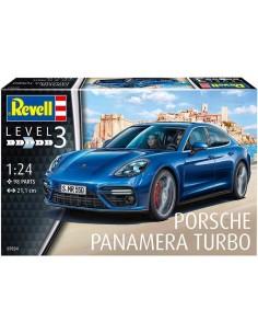 Revell - 07034 - Porsche Panamera Turbo  - Hobby Sector
