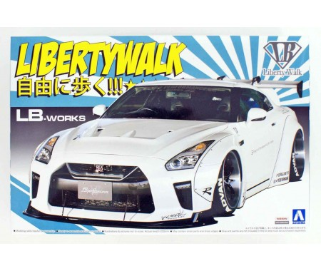 LB Works R35 GTR Type 1,5