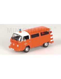 VOLKSWAGEN T2 BUS - 1972 - ´FEUERWEHR FRANKFURT´
