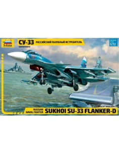 Sukkoi Su-33 Russian naval