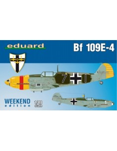 Bf 109E-4 - Weekend Edition