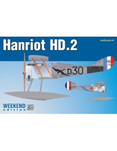 Hanriot HD.2 - Weekend Edition