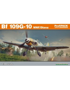 Bf 109G-10 WNF/Diana - ProfiPack Edition