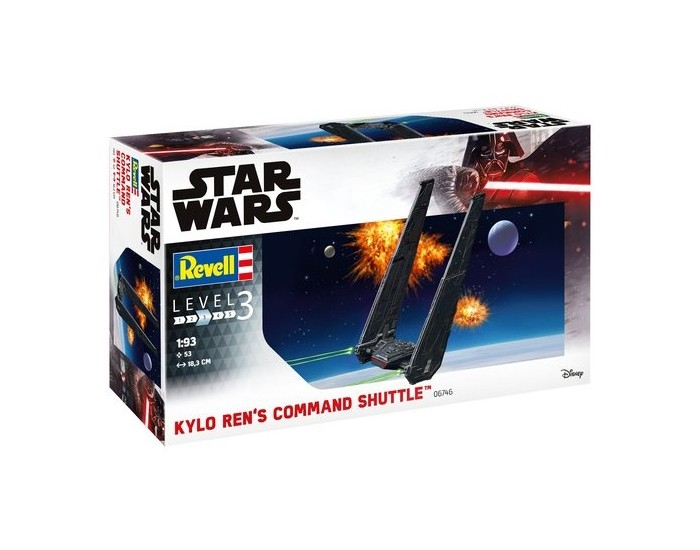 Kylo Rens Command Shuttle