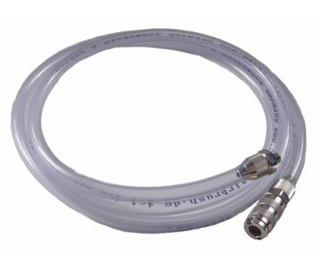 Complete Hose 1M(4x6mm) Quick Coupling nd 2.7 mm
