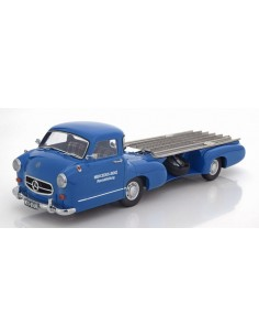 "Mercedes Racing Car Transporter ""The Blue Wonder"" 1955"