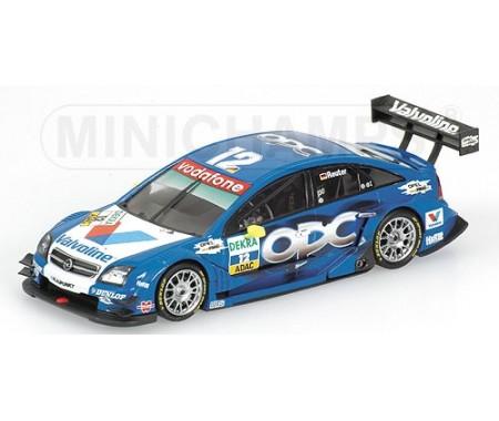 OPEL VECTRA GTS V8 - MANUEL REUTER - TEAM OPC - DTM 2005