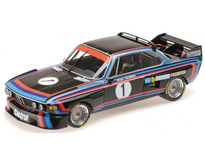 BMW 3.0 CSL BMW Motorsport HANS - JOACHIM STUCK WINNER NORISRING 1974