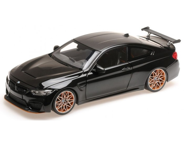 BMW M4 GTS - 2016 - Black Metallic