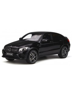 Mercedes AMG GLC 43 Coupe (C253) obsidian black