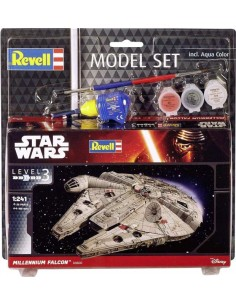 Model Set Millenium Falcon