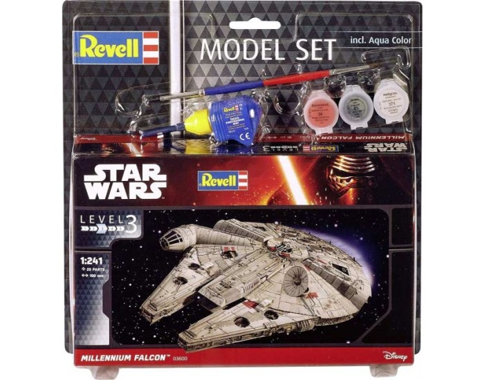 Model Set Millenium Falcon