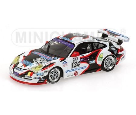 PORSCHE 911 GT3 - VANBELLINGEN/FUMALD/GEOFFROY - CLASS WINNER - TEAM MÜHLNER MOTORSPORT - 24H SPA 05