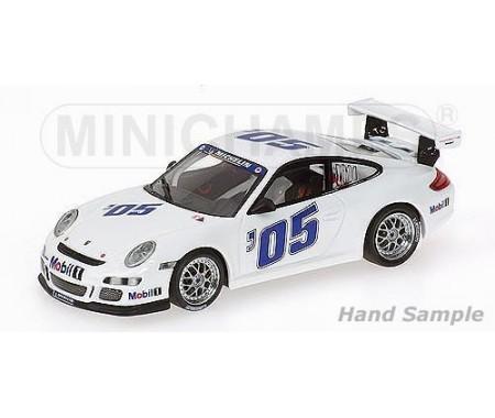 PORSCHE 911 GT3 CUP - PRESENTATION 2005 - WHITE