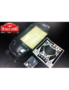 Lancia Stratos clear body