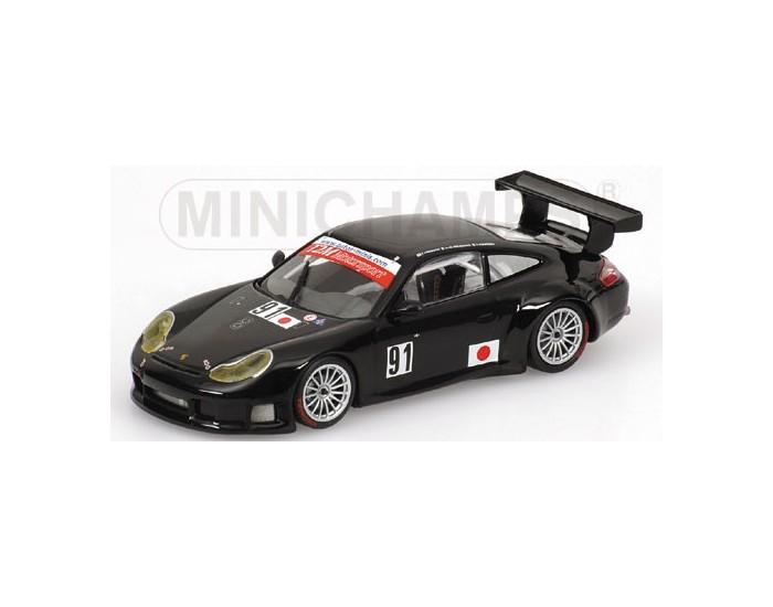PORSCHE 911 GT3 RS - YAMAGISHI/POMPIDOU/BLANCHEMAIN - TEAM T2M MOTORSPORT - PRE-TEST 24H LE MANS 05
