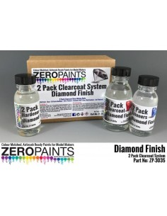 Diamond Finish 2 Pack Gloss Clearcoat System 220ml