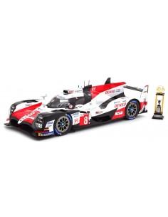 Toyota TS050 Hybrid Nr.8 Vainqueur 24H Le Mans 2018 winner
