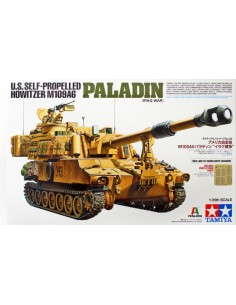 M109A6 Paladin US Self-Propelled Howitzer