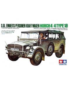 HORCH 4X4 TYPE 1a S.Gl. Einheits Personen Kraftwagen
