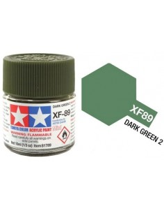 XF-89 Dark Green 2 - 10ml Acrylic Paint