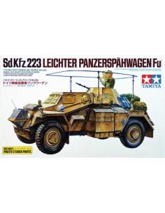 Sd.Kfz.223 Leichter Panzerspähwagen(Fu)