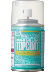 Premium Top Coat Semi Gloss 88ml