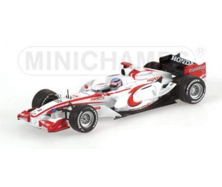 SUPER AGURI F1 HONDA SA05 - TAKUMA SATO - 2006