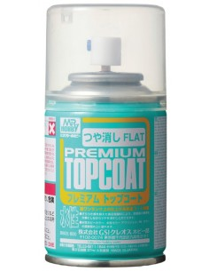 Premium Top Coat Flat 88ml