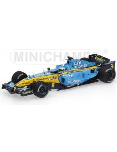 Minichamps - 400060072 - RENAULT F1 TEAM G.F. SHOW CAR 2006  - Hobby Sector