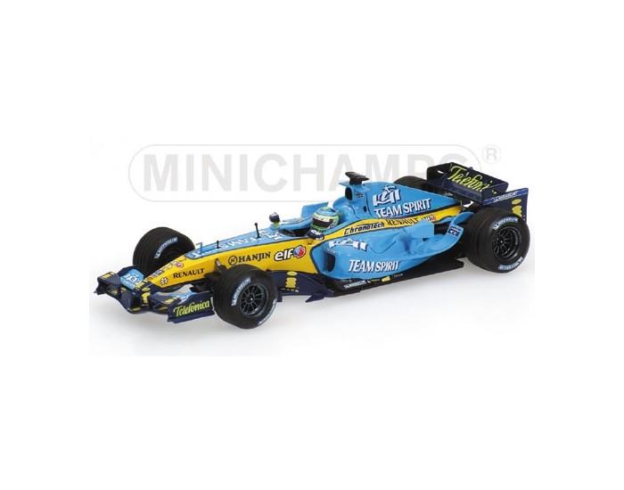RENAULT F1 TEAM G.F. SHOW CAR 2006
