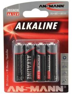 1.5V AA Alkaline (4pcs)