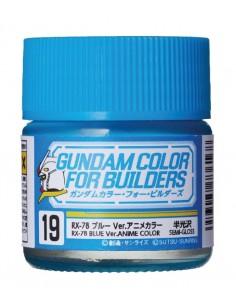 Gundam Color RX-78 Blue Ver. Anime Color 10ml