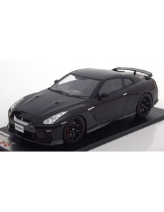 Nissan GT-r 2017 Meteor Flake Black