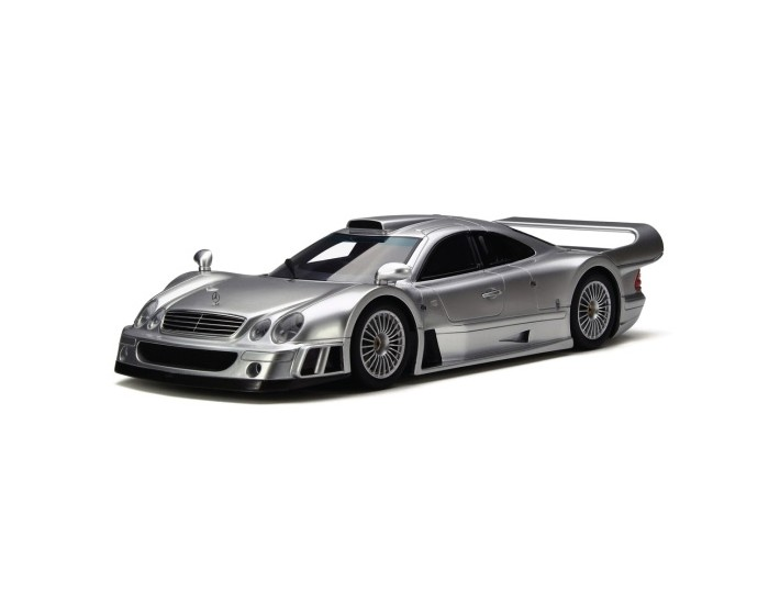 MERCEDES-BENZ CLK GTR Grey Lim. Ed. 1500 pcs.