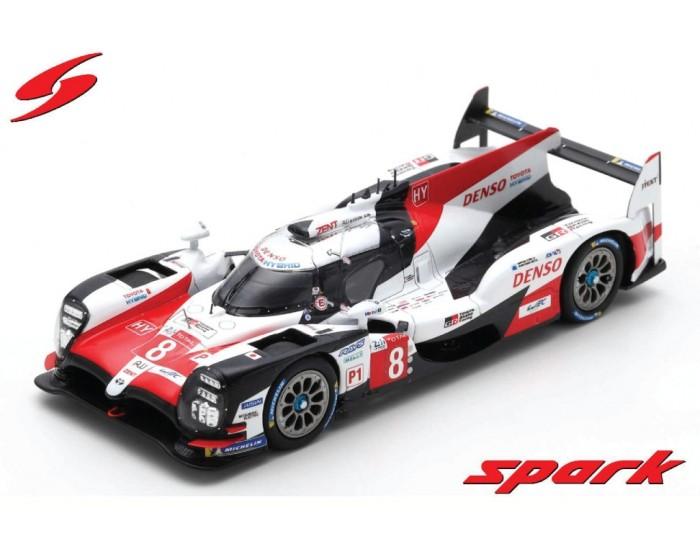 Toyota TS050 GAZOO Racing Hybrid Nr.8 24H Le Mans 2018 winner