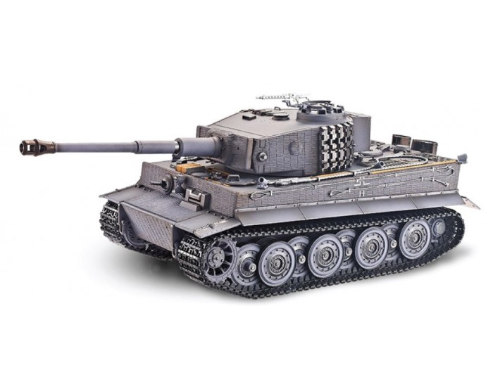 Torro - 1112405223 - Tiger I Late Vers. grey BB  - Hobby Sector