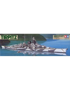 German Battleship Tripitz