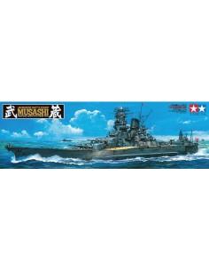 Japanese Battleship Musahi
