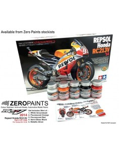Repsol Honda RC213V 2014 Paint Set 5x30ml