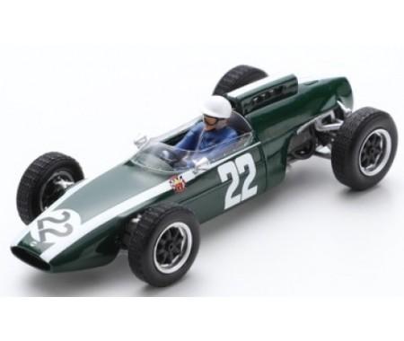 Cooper T60 Araújo Cabral n°22 Nurburgring 1963