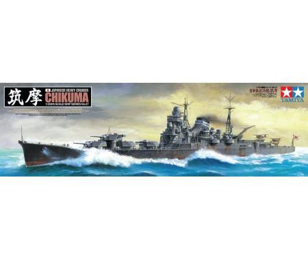 Japanese Heavy Cruiser Chikuma