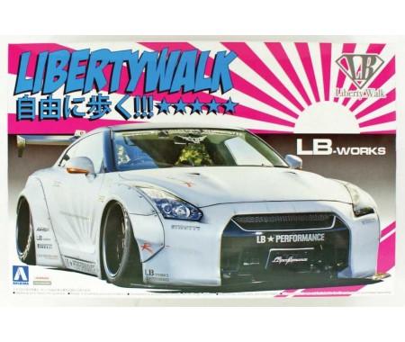 LB Works R35 GTR Ver. 2