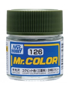 Mr.color C126 Cockpit (Mitsubishi) 10ml