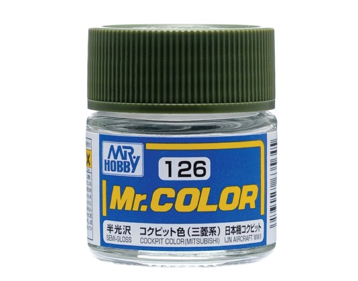 Mr.color C126 Cockpit (Mitsubishi) 10ml