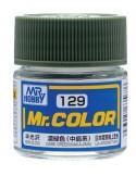 Mr.color C129 Dark Green (Nakajima) 10ml
