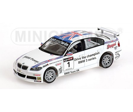 BMW 320SI - ANDY PRIAULX - BMW TEAM UK - WTCC 2006