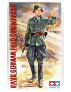 WWII GERMAN MACHINEGUNNER (GREATCOAT)