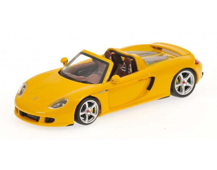 PORSCHE CARRERA GT - 2003 - YELLOW
