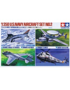 1:350 U.S. Navy Aircraft Set No.2